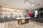 DIOR new pop-up store Paris on Rue St Honore