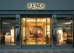 Fendi new store London at Sloane St