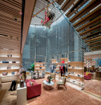 Louis Vuitton new store at Changi Airport, Singapore