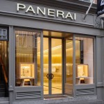 Panerai new store London at New Bond St