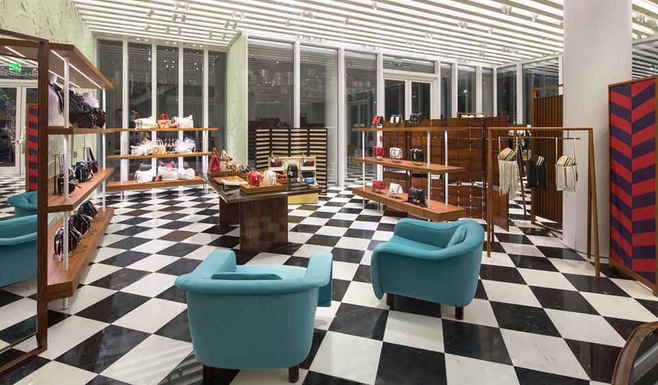 Prada opens new store concept in Miami at Miami Design District ...