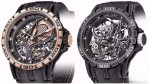 Roger Dubuis Pirelli and Lamborghini limited editions watches SIHH 2018