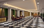 The Oberoi Delhi - lobby (newly renovated)