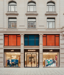 Hermes new store Oslo, Norway