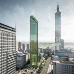 Taipei Sky Tower (Park Hyatt / Andaz)