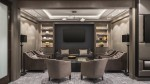 The Ritz Carlton Cleveland renovated Club Lounge