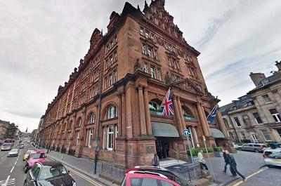 The Waldorf Astoria Edinburgh sold for a record $117 million