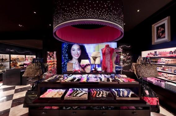 Victoria's Secret store in Hong Kong