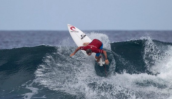 Four Seasons Maldives Surfing Champions Trophy 2013