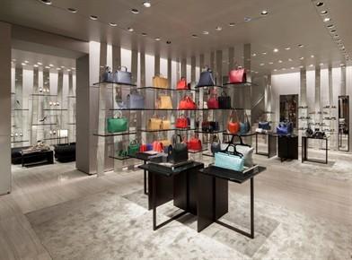 Giorgio Armani new store Rome, Via Condotti