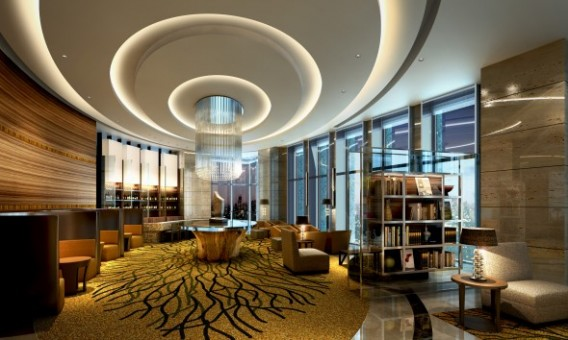 Intecontinental Hotel Osaka, Japan